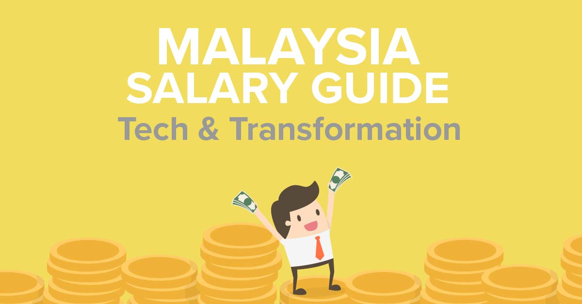 MY Salary Guide Tech Transformation