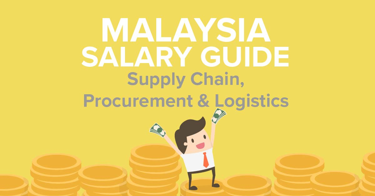 MY Salary Guide Supply Chain